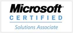Microsoft Certified Solutions associates